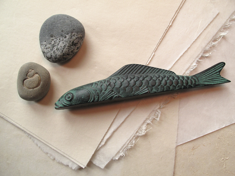 Fish and Paper