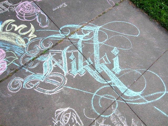 Chalk_Gothic_sidewalk_calligraphy