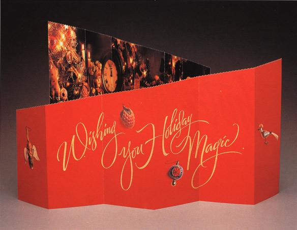 HolidayCalligraphyCard